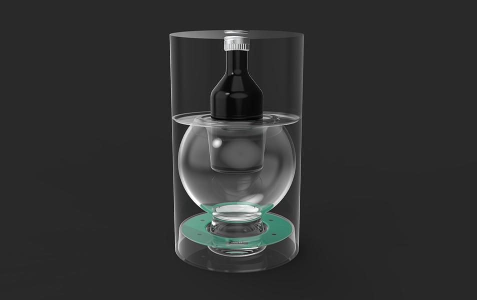 Premium Alcohol Creative Packaging Design Ideas