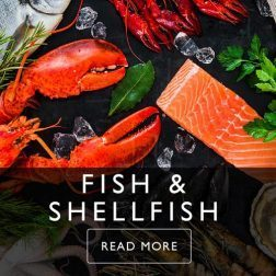 Charpak Fish and Shellfish