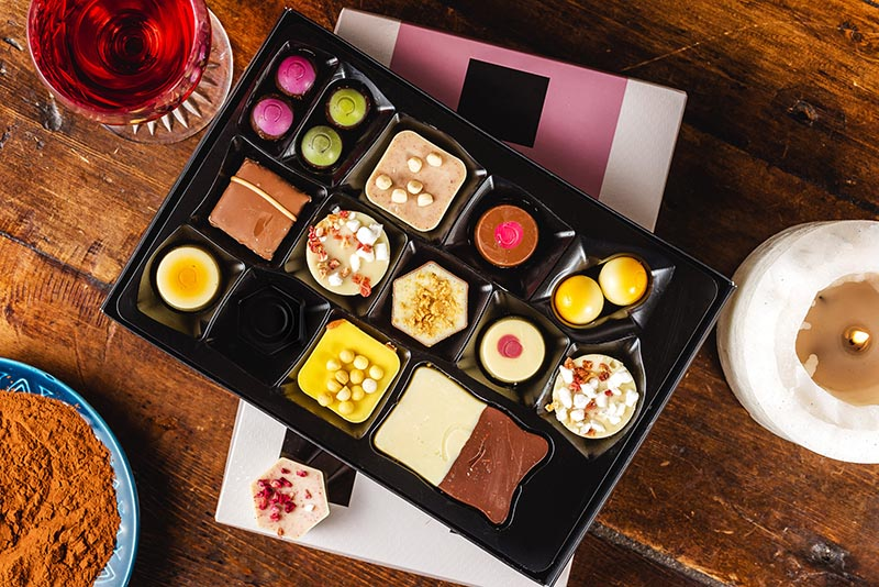 Mini Dessert Selection boxes