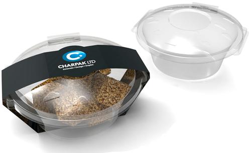 convenient plastic packaging