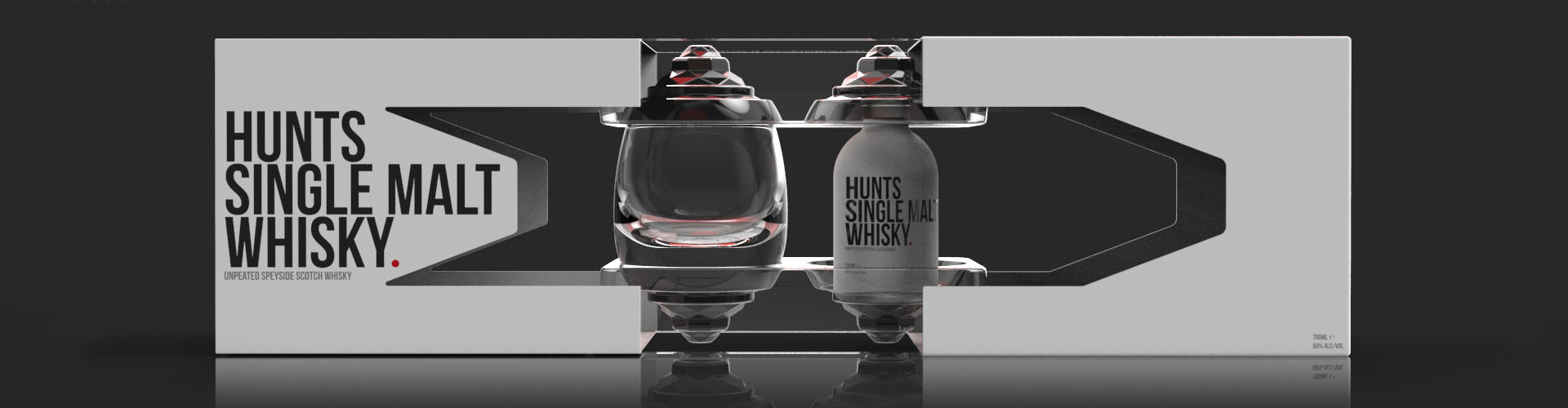 Hunts Whisky