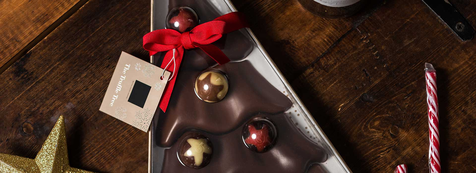 Chocolate luxury recyclable packaging