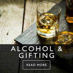Alcohol and Gifting
