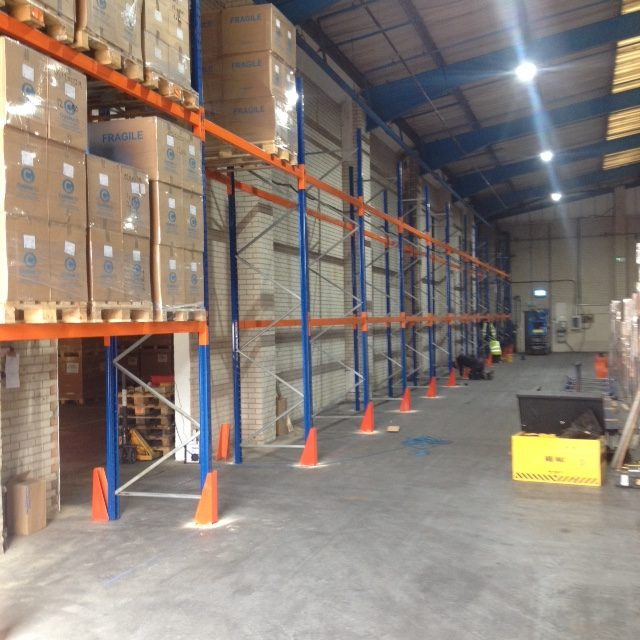 Charpak expands warehouse