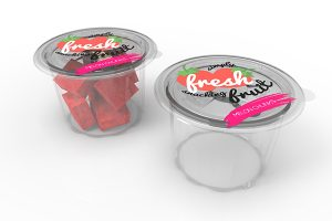 Food to Go Fresh Fruit Pots
