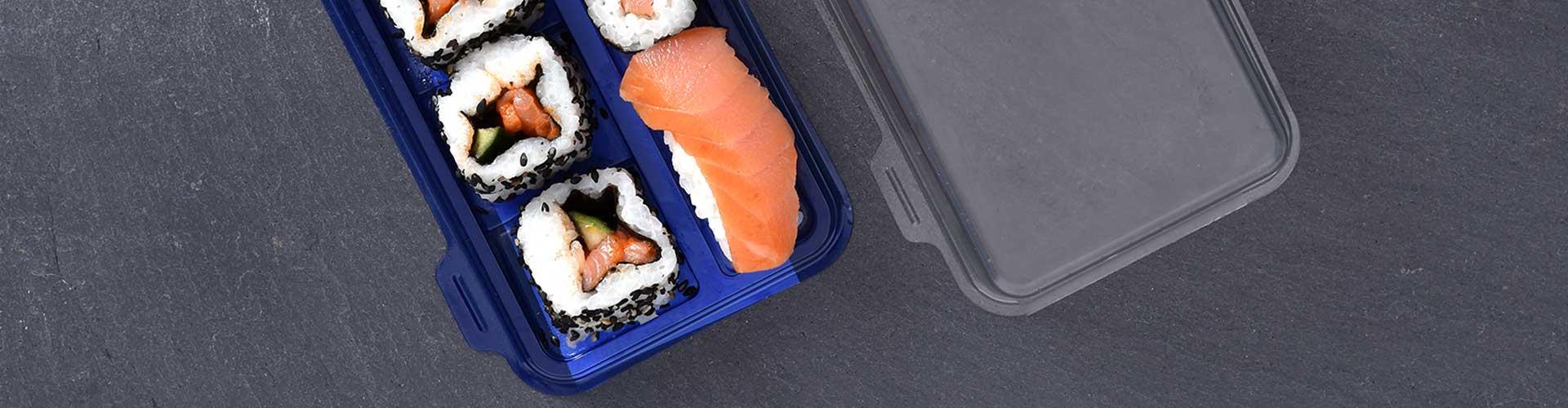 Sushi Blue on Slate