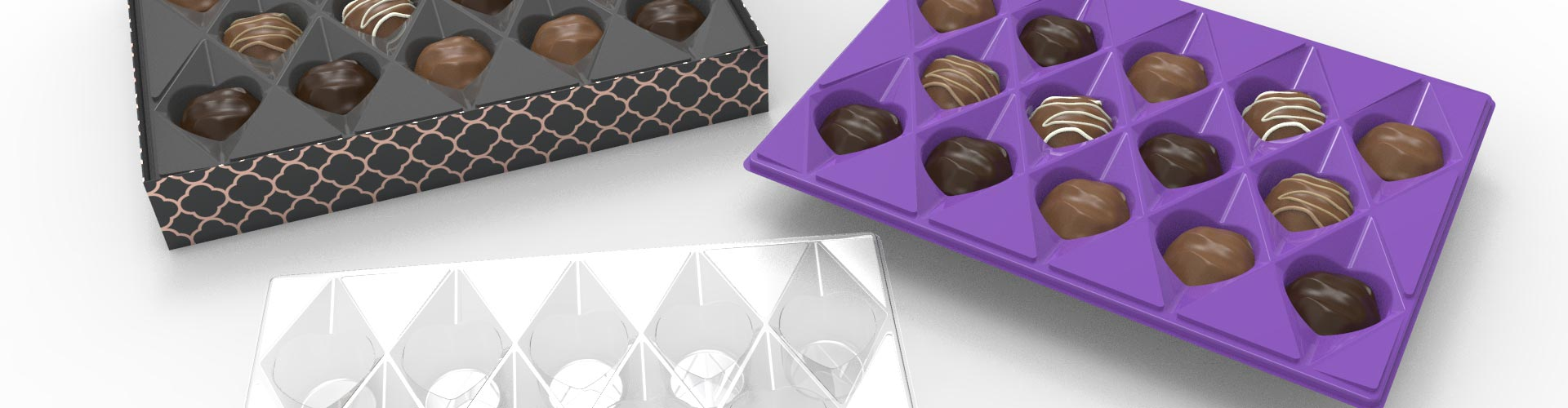Chocolate Selection Tray