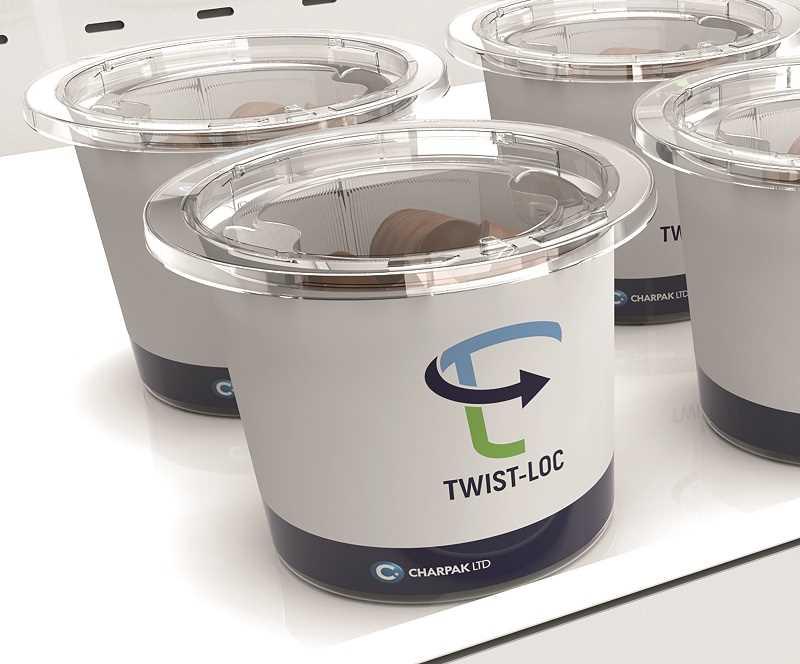 Twist-Loc Tub Charpak