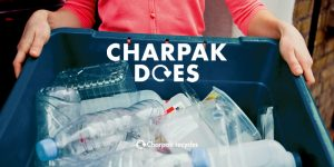 Charpak Recycle Now WRAP