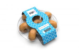 Charpak-recyclable- PET-food-to-go-doughnut-packaging