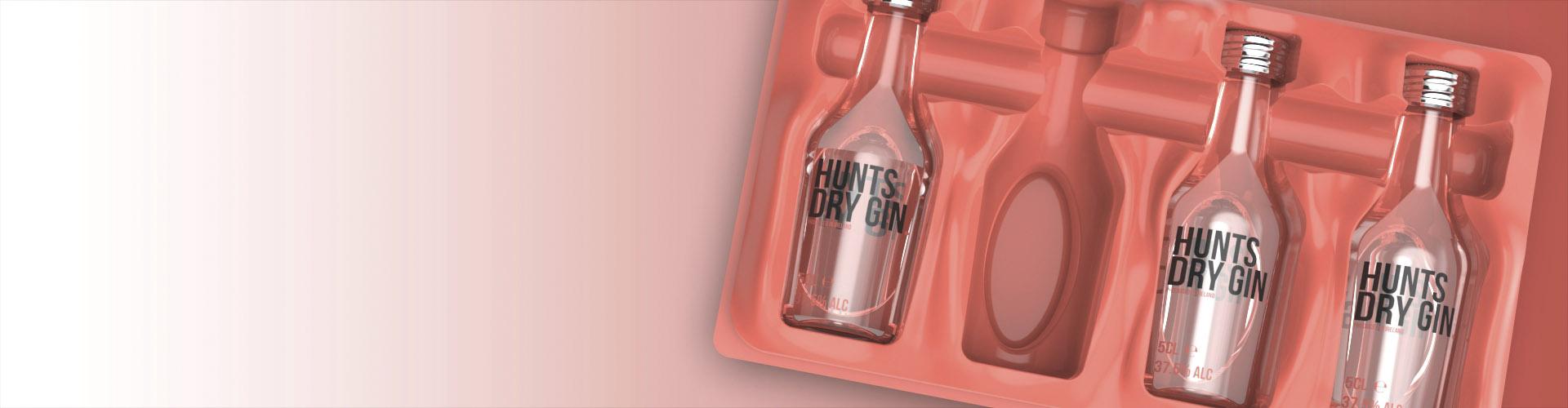Mini Bottles Premium Drinks