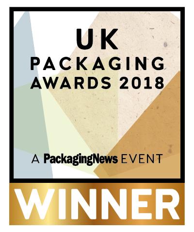 UK Packaging Awards 2018 Winners Charpak Ltd