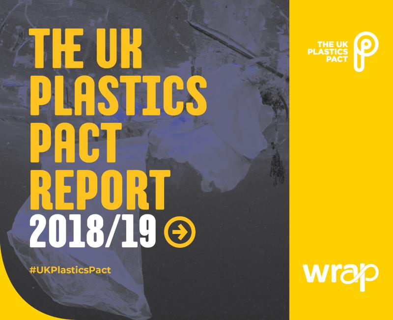 UK Plastics Pact 2018-2019 Report Charpak Ltd