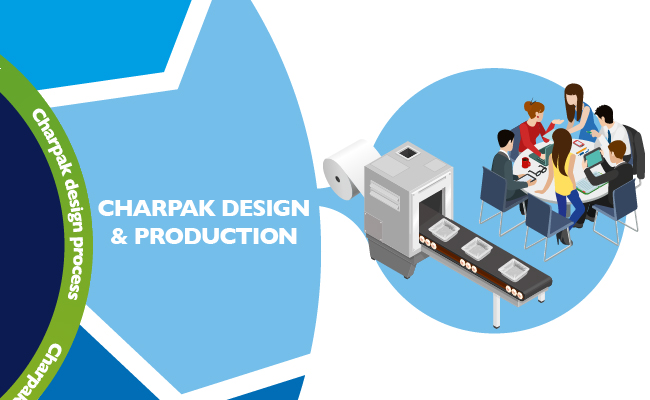 Charpak Ltd UK designers and manufacturers of rigid plastic packaging